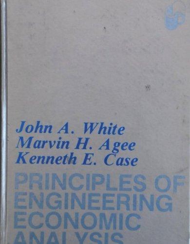 9780471017738: Principles of Engineering Economic Analysis