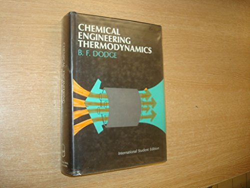 9780471017745: Chemical and Engineering Thermodynamics