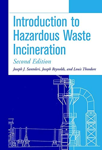 9780471017905: Introduction to Hazardous Waste Incineration