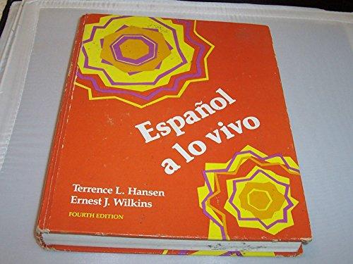 9780471018070: Hansen Vivo Level 1 4ed (Spanish Edition)
