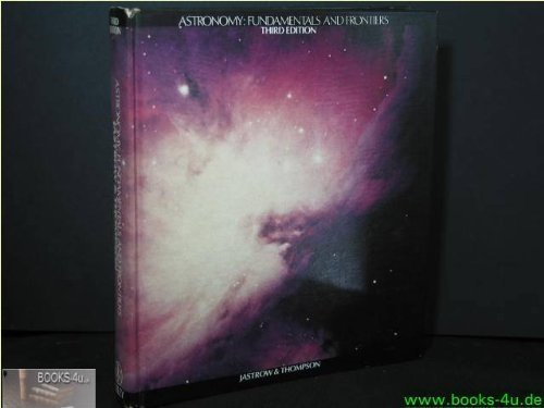 9780471018452: Astronomy: Fundamentals and Frontiers