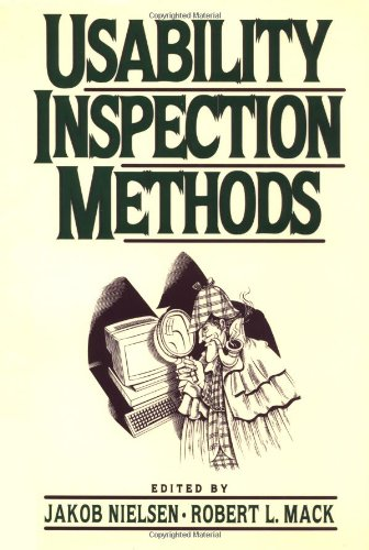 9780471018773: Usability Inspection Methods