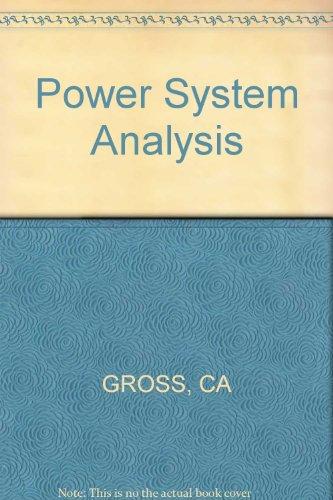9780471018995: Power System Analysis
