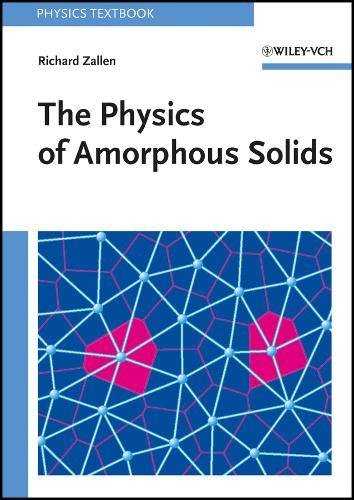 9780471019688: The Physics of Amorphous Solids