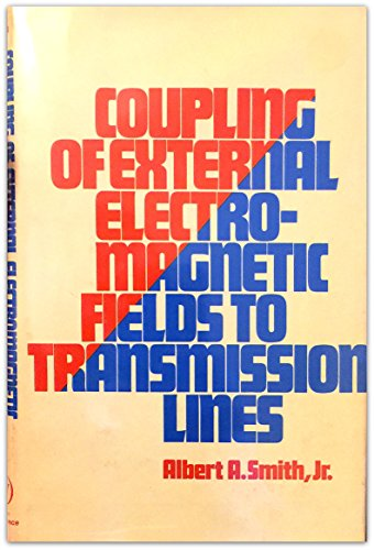 9780471019954: Coupling of External Electromagnetic Fields to Transmission Lines