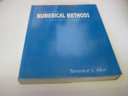 9780471020172: Numerical Methods