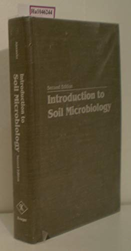 9780471021797: Introduction to Soil Microbiology