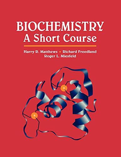 9780471022053: Biochemistry: A Short Course