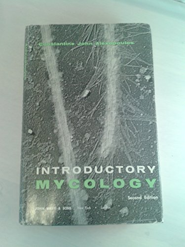 9780471022138: Introductory Mycology