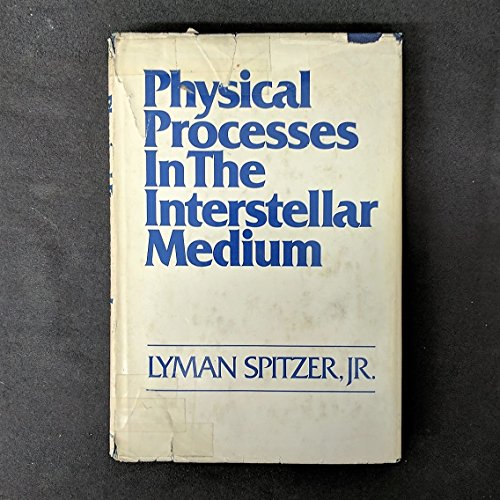 9780471022329: Physical Processes in the Interstellar Medium