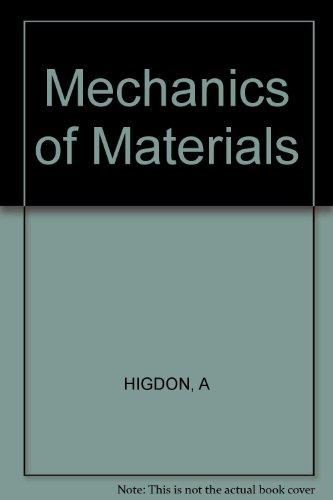 9780471022596: Mechanics of Materials