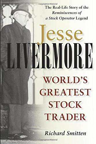 9780471023265: Jesse Livermore: World's Greatest Stock Trader (Wiley Investment)