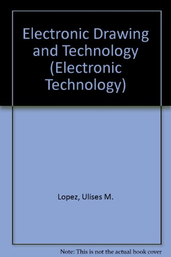 9780471023777: Electronic Drawing and Technology