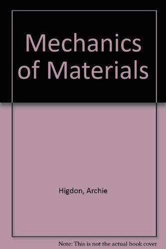 9780471023791: Mechanics of Materials