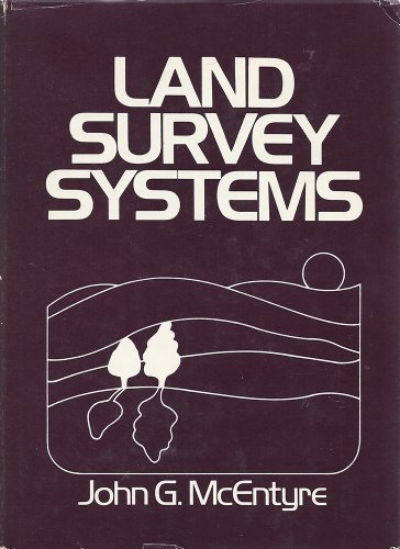 9780471024927: Land Survey Systems