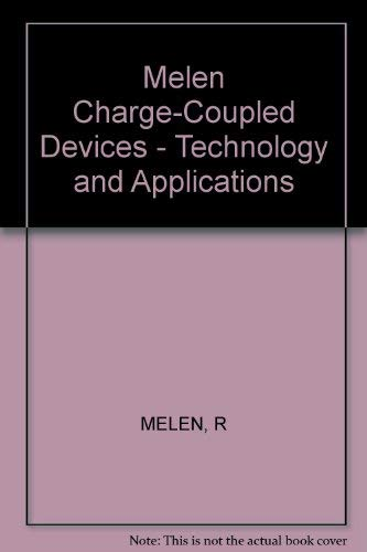 Charge-Coupled Devices - Technology and Applications