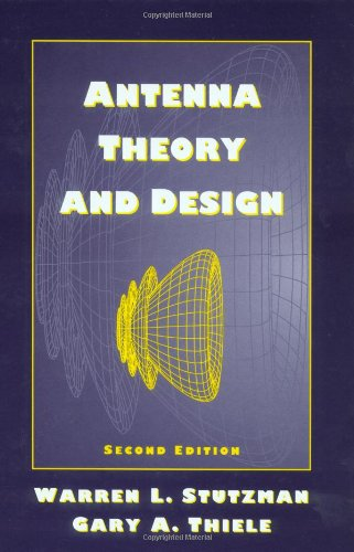 9780471025900: Antenna Theory and Design