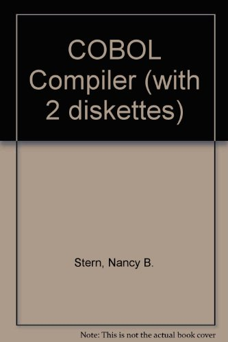 9780471026051: Micro Focus Personal Cobol 2.0 For Dos Compiler