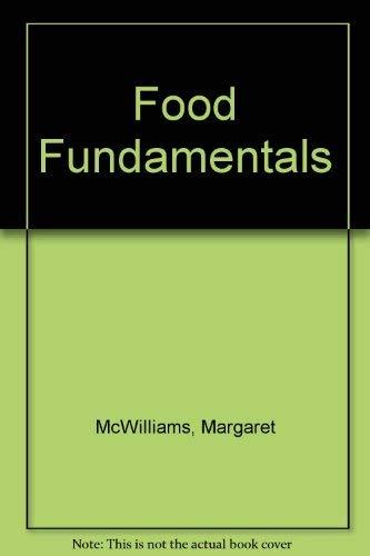 9780471026914: Food Fundamentals