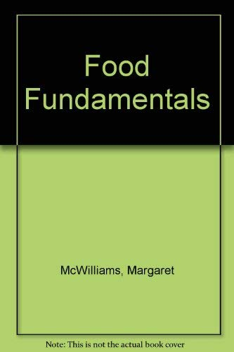 9780471026914: Food Fundamentals