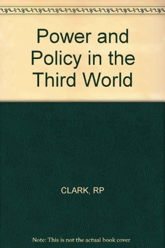 9780471027102: Power and Policy in the Third World