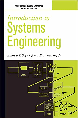 9780471027669: Introduction to Systems Engineering (Wiley Series in Systems Engineering and Management)