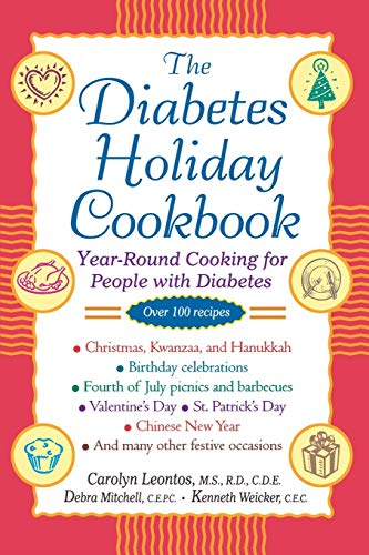 9780471028055: The Diabetes Holiday Cookbook: Year-Round Cooking for People with Diabetes