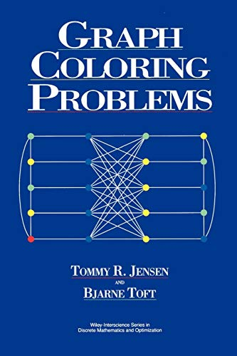 9780471028659: Graph Coloring Problems (Wiley Series in Discrete Mathematics and Optimization)