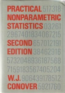9780471028673: Practical Nonparametric Statistics (Wiley Series in Probability and Statistics)