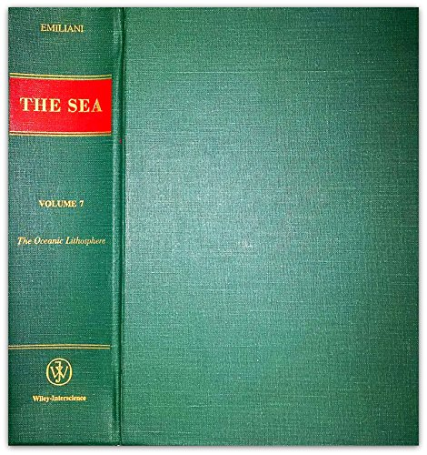 9780471028703: The Oceanic Lithosphere (The Sea, Vol. 7) (v. 7)