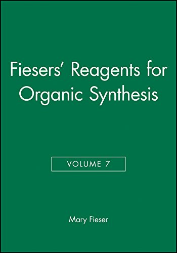 Reagents for Organic Synthesis: v. 7: Vol: M Fieser