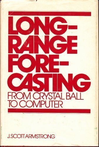 9780471030027: Long-range Forecasting: From Crystal Ball to Computer