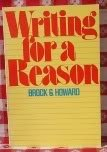 9780471030171: Writing for a reason