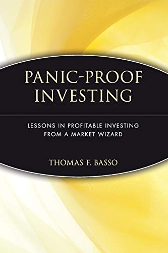 9780471030249: Panic-Proof Investing: Lessons in Profitable Investing from a Market Wizard