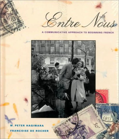 9780471030683: Entre Nous: A Communicative Approach to Beginning French
