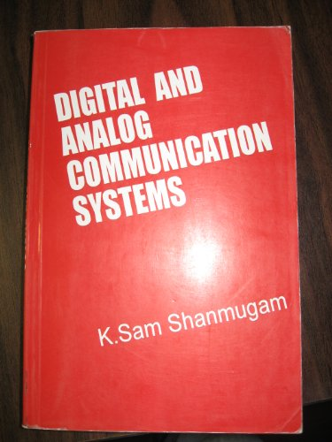 9780471030904: Digital and Analog Communication Systems
