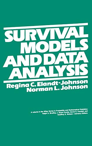 9780471031741: Survival Models and Data Analysis (Wiley Series in Probability and Statistics)