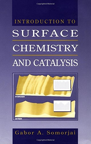 9780471031925: Introduction to Surface Chemistry and Catalysis