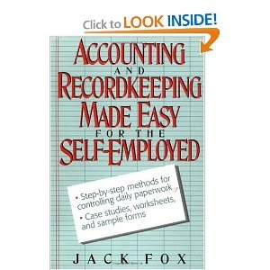 9780471032168: Accounting and Recordkeeping Made Easy for the Self-Employed