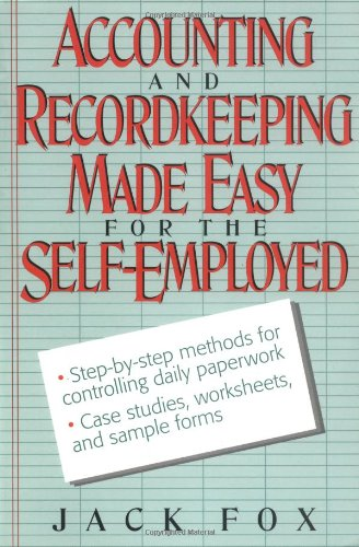 9780471032175: Accounting and Recordkeeping Made Easy for the Self-Employed