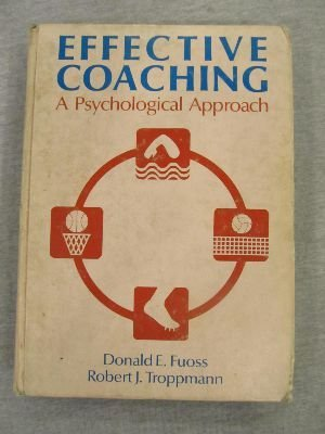 9780471032335: Effective Coaching: A Psychological Approach
