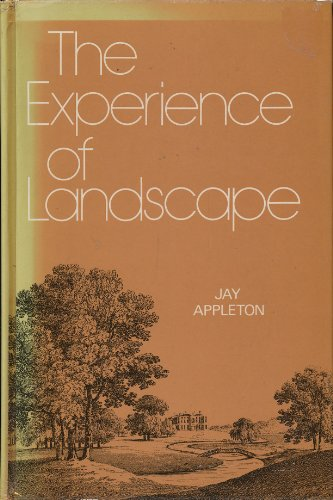 9780471032564: Experience of Landscape