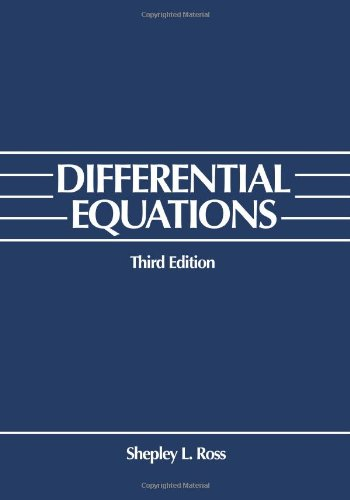 9780471032946: Differential Equations