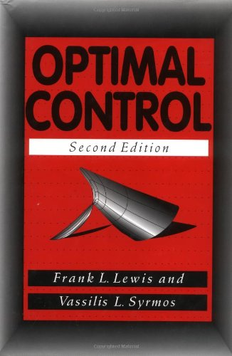 9780471033783: Optimal Control 2e