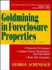 9780471034490: Goldmining in Foreclosure Properties