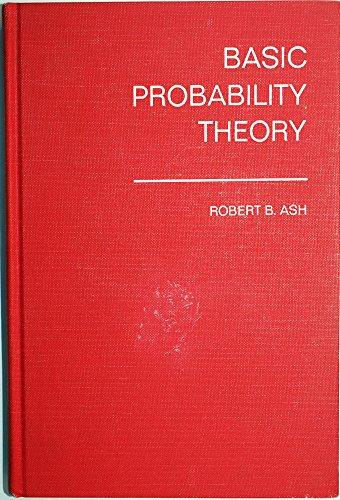 9780471034506: Basic Probability Theory