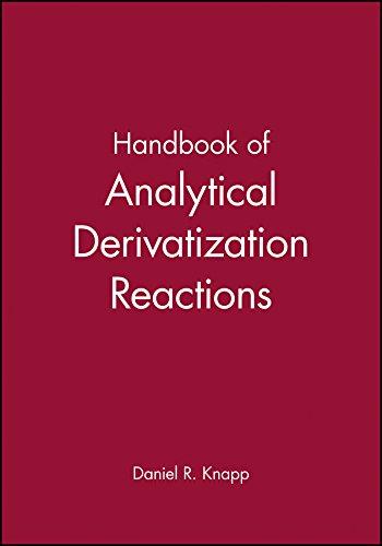 9780471034698: Analytical Derivatization