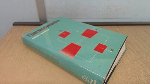 Thermodynamics and Statistical Thermodynamics: Aston, J.G.; Fritz,
