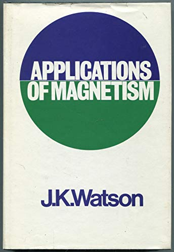 9780471035404: Applications of Magnetism