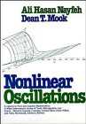 9780471035558: Nonlinear Oscillations (Pure & Applied Mathematics)